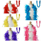 2 yards Large Feather Boa Birthday Bachelorette Party Special Event Decorations
