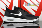 NIKE WOMENS AIR MAX THEA BLACK SUMMIT WHITE 599409-020 NEW SIZE: 5.5
