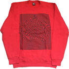 MINISTRY OF SOUND - LINES - OFFICIAL MENS SWEATER (JUMPER)