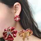 Stud Gift Party Fashion Women Blue Jewelry Starfish Earrings Earrings Flower