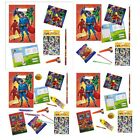 Superhero Party Bag - Ready to be Packed, Boys Super Hero Birthday Loot Favours