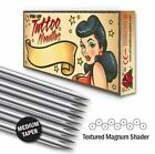 Pin Up Magnum Shader 12 Gauge (Textured) Professional Tattoo Needles