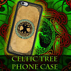 Celtic Tree Irish  for iPhone 5 5s 4 4s 5c 6 6 7 Plus iPod touch Phone Case