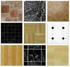 Vinyl Floor Tiles 20 Pack Flooring LOOKS LIKE REAL WOOD Parquet Peel N Stick Mat