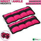 Adjustable Heavy Duty Ankle Hand Wrist Weights Wraps Straps Bandage Gym Workout