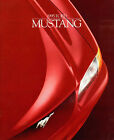 1995 Ford Mustang Factory Sales Brochure