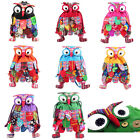 Wholesale1pcs Chinese Hademade Vintage Ethnic Retro Owl Handbags Pouch Backpacks