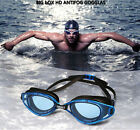 Professional Anti-fog Waterproof Adult Swimming Goggles Glasses UV Protection