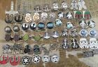 STAR WARS NOVELTY CUFFLINKS YODA BB8 R2D2 STORMTROOPERS DARTH + MORE MENS GIFT. £3.45 GBP on eBay