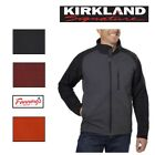 SALE! NEW Kirkland Signature Men's Soft Shell Jacket  M - XXL COLOR VARIETY!!