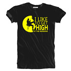 New Unisex Rock Climbing Sport Get High at the Weekends T-shirt Sizes S to 5XL