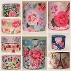 1m FLOWERS GROSGRAIN RIBBON -  22mm/25mm/32mm/50mm/75mm wide - CAKES, CRAFTS