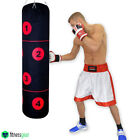 MAXSTRENGTH Boxing Punching Bag Martial Art MMA Kick Fight Training 4ft Filled