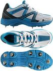 Gray Nicolls Velocity Blue Spike Cricket Shoes Sizes UK 7 8 9 10 11 12 13