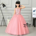 Flower Girl Dresses for Prom Wedding Bridesmaids BallGown Pageant Party Birthday