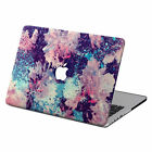 "Marble Hard Rubberized Case Cover For Macbook Air 11 Pro 13""15"" Touch Bar Retina"