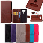 For LG V20 Luxury Thin Leather Stand Case Magnetic Card Holder Rugged Soft Cover