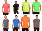 Bella + Canvas Premium Fit Crew T-Shirt Poly Cotton Basic Plain Fitted Tee 3650 image
