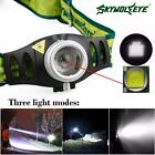 40000LM 5X-XM-L T6 LED Rechargeable USB Headlamp Headlight Head Torch Lamp DH