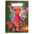Girls Fairy Themed Polythene Loot Bags, Birthday Party Bags, Girls Treat Bags