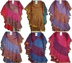 Full Circle 25 Yard Gypsy Long Belly Dance Premium Skirts - 30 Color/Prints