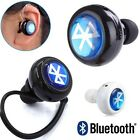 Mini Bluetooth Wireless Headphone In-Ear stereo Headset Earphone iPhone Samsung