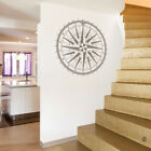 360 Compass Rose Vinyl Wall or Ceiling Decal - fits kitchen, playroom  more K670