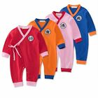 Baby Toddler Boy Girl Chinese Costume Long Suits Romper Outfit Clothes 00 0 1 2