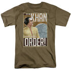Star Trek ALL HAIL KHAN T-Shirt All Sizes