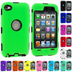 For Apple iPod Tap 4 / 4th Gen Mixture Defender Slim Armor Consequences Happening Compensate for