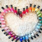 Sally Hansen Miracle Gel Nail Polish Color + 101 Top Coat YOU CHOOSE No Light
