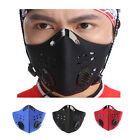 Colors Anti Dust Pollution Half Face Mask Filter Cycling Motorbike Motorcycle