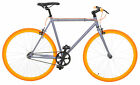 Vilano Fixed Gear Bike Fixie Single Speed Road Bike
