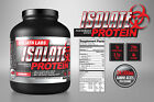Goliath Labs 100% Isolate Whey Protein Powder 5lbs ALL Flavors