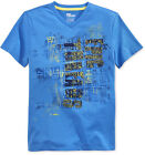 Epic Threads Little Boys' Asian Logo T-Shirt, Marina, Sizes : 2T To 7