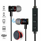 -LS56 Magnetic Bluetooth Stereo Headphone Headset Earphone For Call Phone Sony