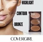 NEW!! CoverGirl TruBlend Cream Contour Highlight Bronzer Palette You Choose