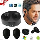 New Mini TWS Twins True Wireless Headset Bluetooth Earbud Earphones with Mic