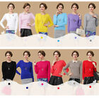 New Women's Cashmere Sweater Fashion Slim Pullovers Knitted Sweater Size S-XXXL