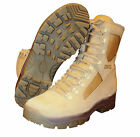 BRITISH ARMY - MEINDL DESERT BOOTS - BRAND NEW IN BOX - VARIOUS SIZES