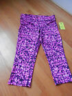 NWT Xersion Work Out Capri Pants Multiple Colors M or MT