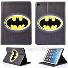 Cartoon Smart Magnetic Leather Stand Case Cover For iPad 2 3 4 / Air 2 / Mini
