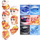 Outdoor Headband Cycling Protector Face Mask Guard Veil Hiking Riding Scarf