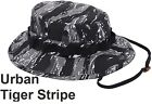 Boonie Bucket Bush Hat CAMOUFLAGE Navy Army Paintball USMC Hunting Airsoft Camo