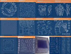 Clarity Stamps Groovi Parchment Embossing Plates - FREE UK P&P
