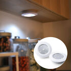 Kitchen Counter LED Under Cabinet Closets Lighting Puck Light Cool/WarmWhite
