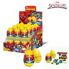Spiderman Surprise Egg (Spider-Sense), Party bag, Treat, Spider Sense (Yellow)