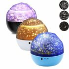 Romantic LED Starry Night Sky Projector Lamp Star Light Cosmos Master