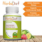 Raspberry Ketones with Garcinia Cambogia, Green Coffee Bean, Acai Berry Capsules $7.49 USD on eBay