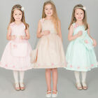 Girls Dresses Flower Girl Dresses Party Dresses Princess Wedding Summer Flower